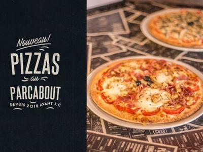 Les Pizzas du Parcabout®