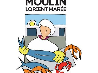 Moulin Lorient marée - poissonnerie