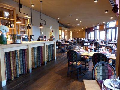 Restaurant Le A - Kasino de Larmor-Plage