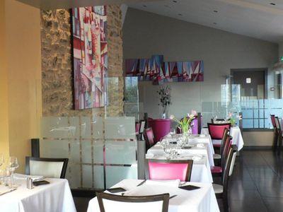 Restaurant Au Jardin des Sens