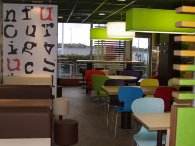 Restaurant Mc Donald's Keryado