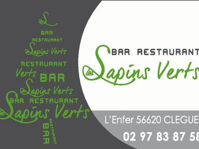 Bar-Restaurant Les Sapins Verts