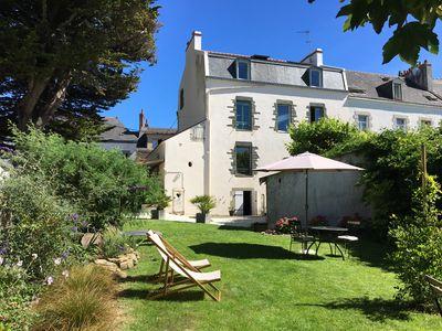 Maison d'hôtes - 10 personnes - Groix (La Parenthèse de l'Ile - Mme Sachet)
