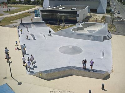 Skate parc- Ploemeur