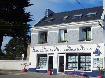 Agence immobilière Ile et Côtier