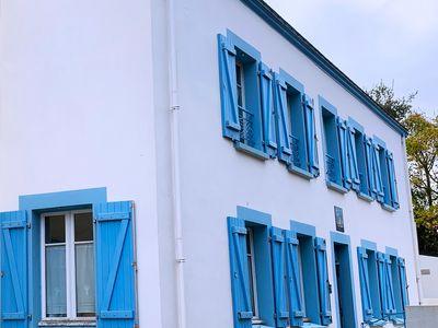 Appartement - de 1 à 14 personnes - Ile de Groix (La Grek)