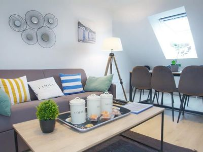 Appartement - 6 personnes - Lorient (Le Duplex Merville)