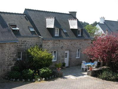 Maison - 4 personnes - Plœmeur (Les Hortensias)