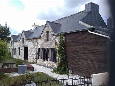 Maison - 7 personnes - Calan (Gîte de Calan Bourg 2)
