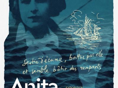 Anita Conti et la Bretagne : visite commentée