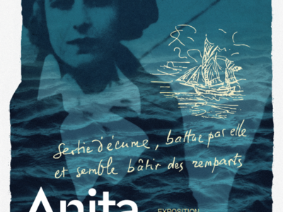 Anita Conti et la Bretagne « Lectures rencontres avec Laurent Girault-Conti »