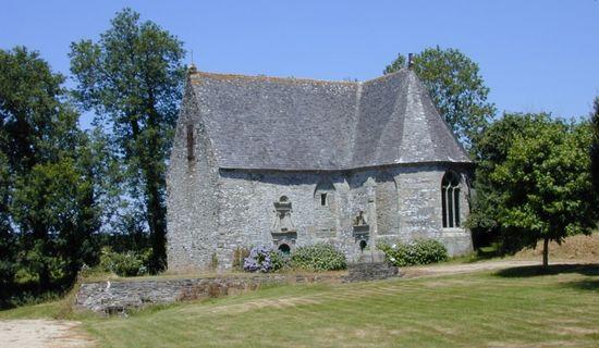 Chapelle Saint-Ildut