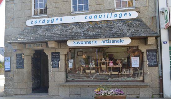 Savonnerie Cordages et Coquillages : artisan savonnier, cadeaux...