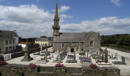 Eglise Saint-Cadou