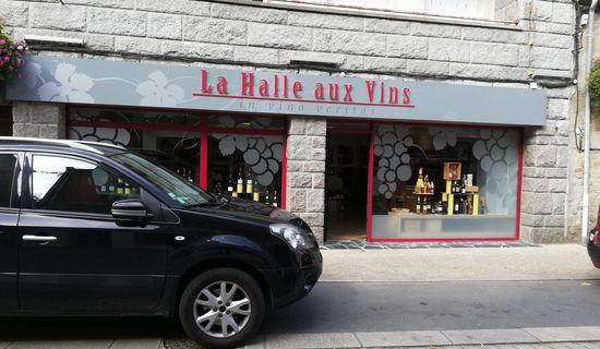 La Halle aux Vins