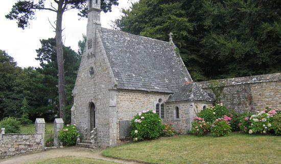 Chapelle du Manoir de Tronjoly