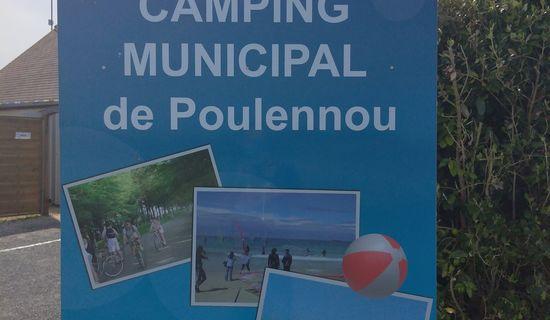 Camping de Poulennou - Camping area