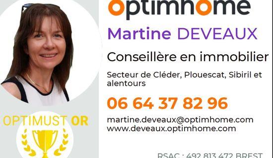 Optimhome - Martine Deveaux
