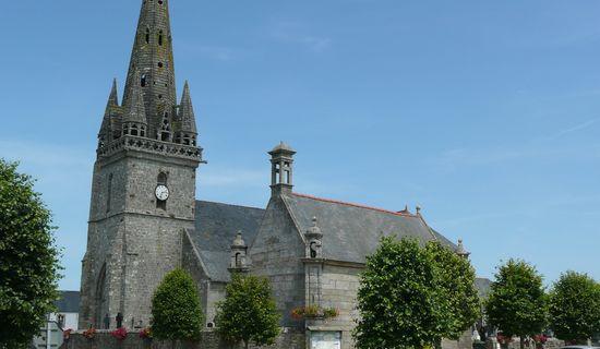 Église paroissiale Saint-Hervé