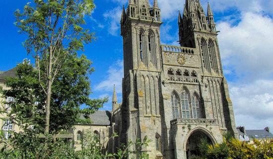 Cathédrale Pol Aurélien