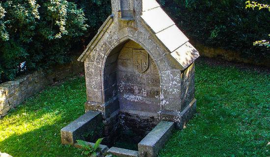 Fontaine Saint Roch