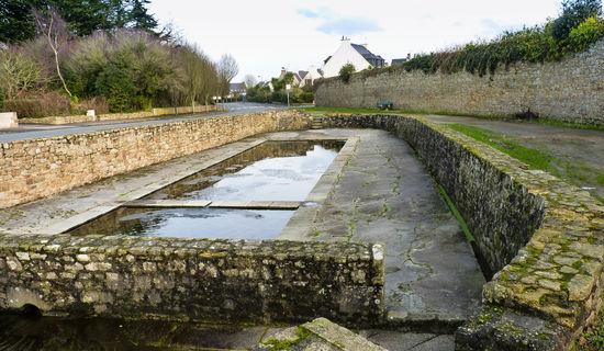 Le lavoir du Gourveau