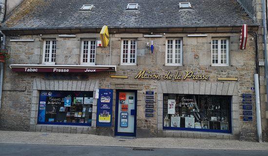 Maison de la Presse, tabac, loto, librairie, souvenirs