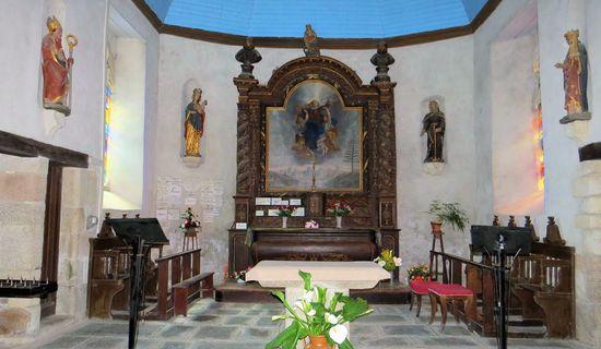 Chapelle Notre Dame de Kerellon
