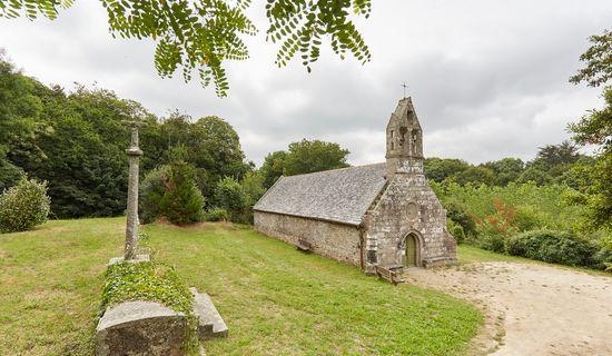 La chapelle Notre-Dame de Kerzéan