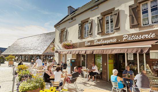 Boulangerie, pâtisserie, café Jézéquel