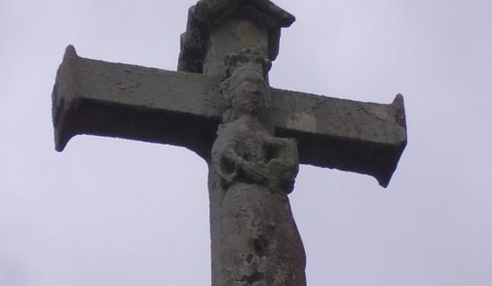Croix de chemin de Kerizinen