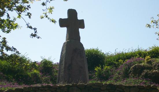Croix de chemin dite Ar Groaz