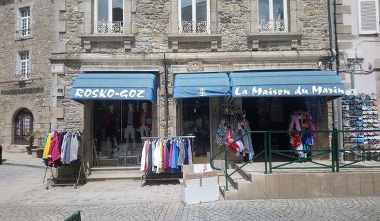 Rosko-Goz - La Maison du Marin