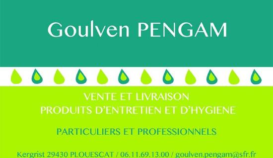 Pengam Goulven : produits d'entretien et d'hygiène