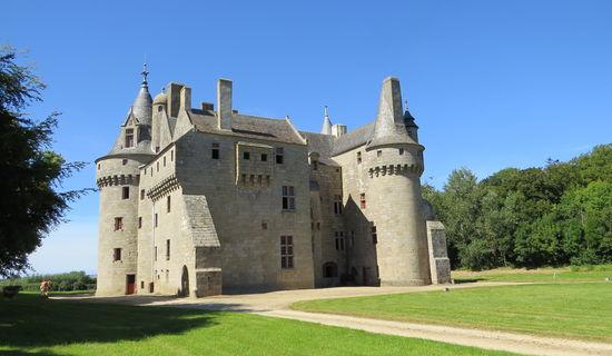 Parc du Château de Kérouzéré
