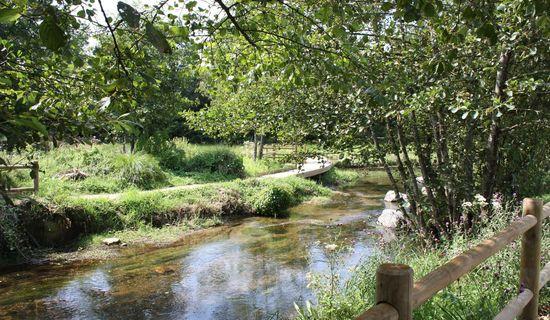 Sentier d'interprétation de la rivière