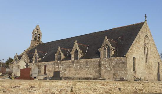 Eglise Saint-Léonor