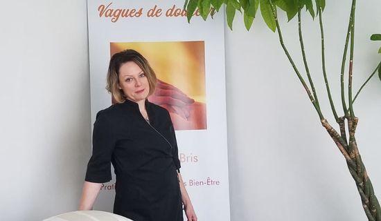 Vagues de Douceur, praticienne en massage bien-être
