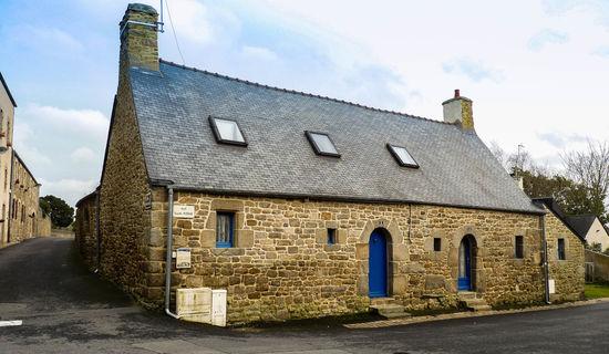 Vezen Dan, ancienne maison de pêcheur