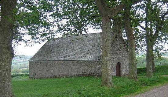 Chapelle Saint-Visias