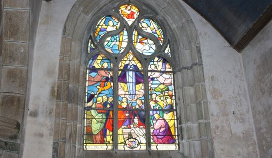 La chapelle Notre-Dame de Lambader