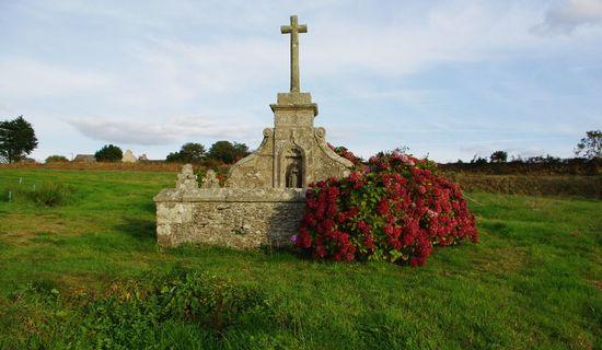 Fontaine de dévotion de Sainte-Ediltrude