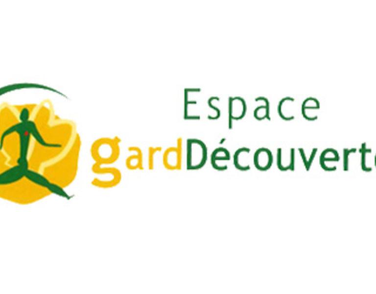 logo espace gard decouverte,