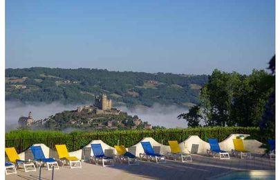 VVF Villages Vacances Les Bastides en Aveyron - Najac