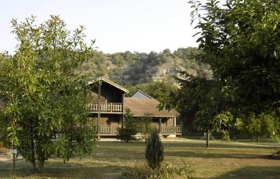 VVF Villages Vacances Les Rives de Dordogne - Martel-Gluges