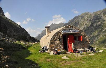 Refuge du Balaïtous - Ledormeur