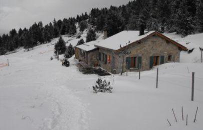 Refuge CAF du Col del Torn